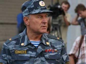 Медведев уволил командира московского ОМОНа