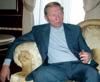Кучма и Мельниченко впервые встретились на очной ставке