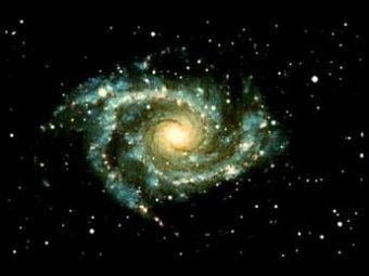 Астрономы обнаружили первую галактику во Вселенной