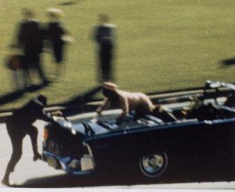 СМИ: президента Кеннеди могли убить из-за инопланетян