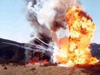 Из-за жары в Башкирии на складе вновь стали взрываться боеприпасы