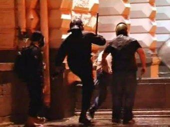 Жестокий разгон демонстрантов в Тбилиси: есть погибшие