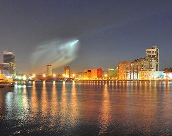 СМИ: Очевидцы наблюдали в небе над Пермью НЛО?