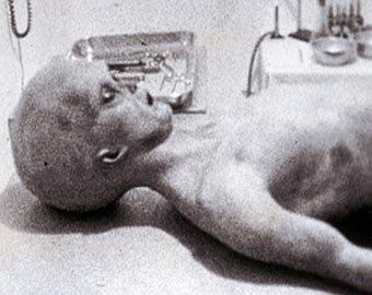 СМИ: Падение инопланетян в США организовал Советский Союз