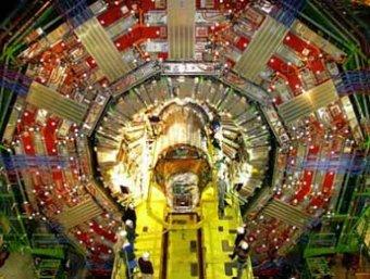 Россия построит свой адронный коллайдер