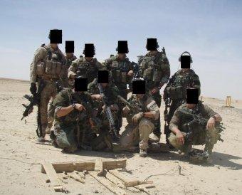 В СМИ попали фото и биография командира отряда спецназа, уничтожившего бен Ладена