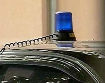 Спецавтомобиль Минобороны, протаранивший иномарку, объявлен в розыск