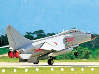 В Сети появилась фотография новейшего китайского истребителя