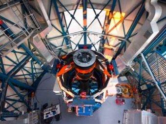 Самый большой в мире оптический телескоп сделал первые снимки неба