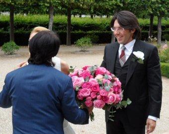 В сеть попало видео со свадьбы Андрея Малахова