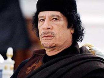 Гаагский суд выдал санкцию на арест Каддафи и его сына