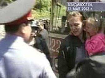 Начальник ГИБДД Владивостока ранее обвинялся в избиении женщины с ребенком