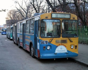В Москве погибла пассажирка троллейбуса
