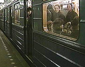 В петербургском метро на платформе машинист застрелил коллегу