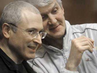 СМИ выяснили, в какой колонии будут отбывать срок Ходорковский и Лебедев