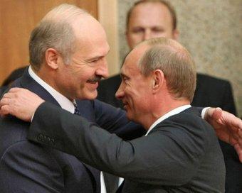 Путин спасает Лукашенко, выделив Белоруссии кредит в  млрд под 4,1% годовых