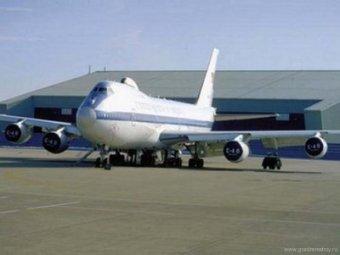 """В США для Барака Обамы инженеры построили самолет """"Судного дня"""""""