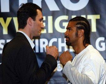 WBA может отозвать санкцию на бой Кличко и Хэя