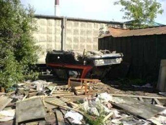 В Петербурге хотят снести гараж Владимира Путина