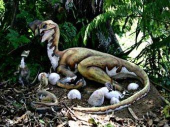 В Великобритании найдены останки самого маленького динозавра