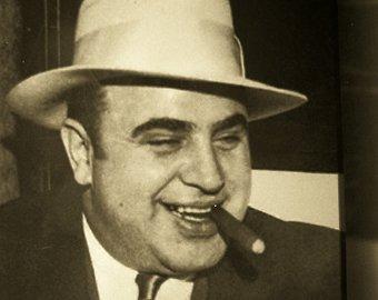 Револьвер Аль Капоне оценили в  тысяч