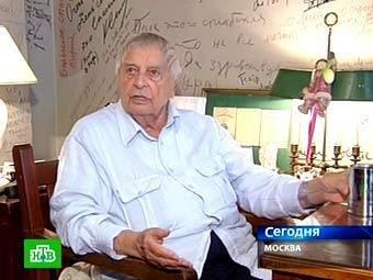Юрий Любимов заявил об уходе из Театра на Таганке после скандала в Праге