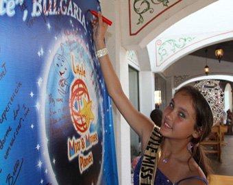 Главную корону «Little Miss Planet 2011» выиграла казанская девочка