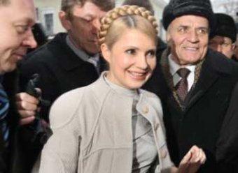 Сторонники и противники Тимошенко подрались прямо в здании суда