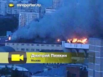 Общежитие университета физкультуры и спорт сгорело за два месяца до проверки