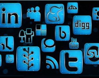 Во Франции запретили говорить в эфире про Twitter и Facebook