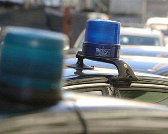 В Петербурге пьяный гаишник сбил сотрудника УВД