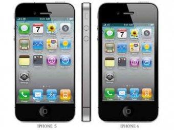 Стали известны характеристики iPhone 5