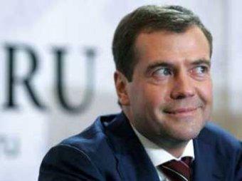 """Медведев может сорвать съезд """"Единой России"""""""