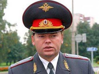 Главный полицейский Санкт-Петербурга подал в отставку