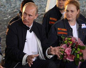 Путин рассказал студентам об олимпийских объектах, пародиях на себя и планах на будущее
