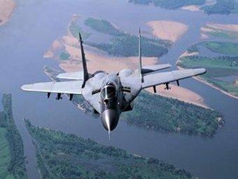 В Астраханской области рухнул истребитель МиГ-29: оба пилота погибли