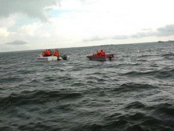 """Водолазы обнаружили тела погибших внутри затонувшей """"Булгарии"""""""