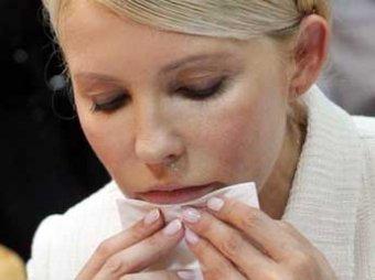 СМИ: сокамерница Тимошенко заставляет ту страдать