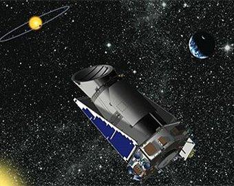 """Телескопы NASA засняли в космосе """"восклицательный знак"""""""