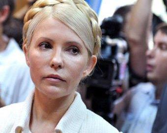 Тимошенко считает, что в СИЗО ее могут убить