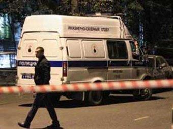 У здания следственного комитета в Москве взорвалась бомба со 150 граммами тротила