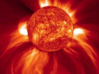 На Землю обрушилась сильнейшая за 5 лет магнитная буря