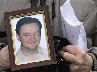 В смерти юриста Магнитского обвинили тюремных врачей