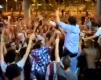 В Испании туристы устроили погром в курортном городке