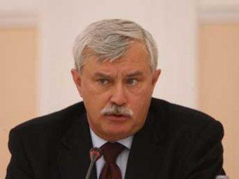 Полтавченко обещал безжалостно бороться с сосулями