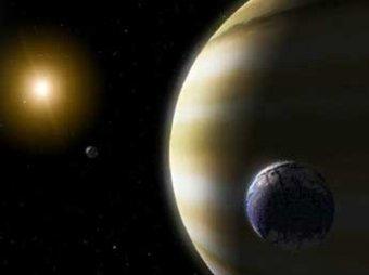 Астрономы разглядели самую темную экзопланету