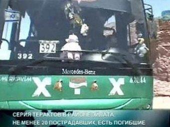 В Израиле террористы обстреляли два рейсовых автобуса: 7 погибших