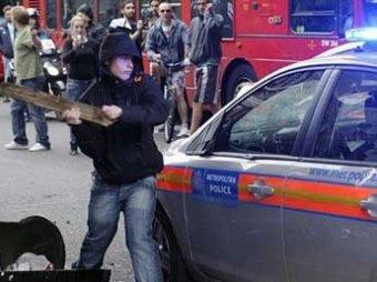 В Лондоне прогремели взрывы – полиция будет стрелять в мародеров