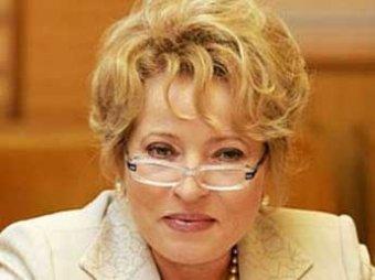 Депутат: ради поста спикера СФ для Матвиенко устроили фальшивые выборы