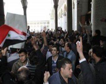 Турция усиливает группировки войск на границе с Сирией